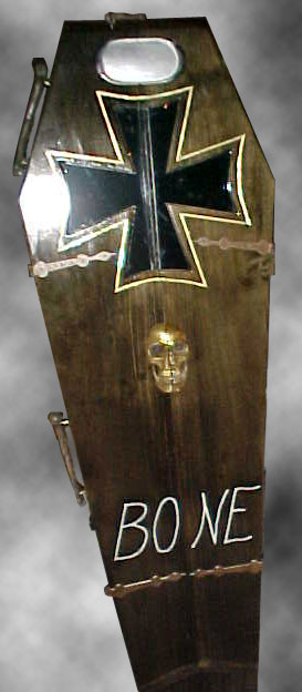 Journey's End Coffin