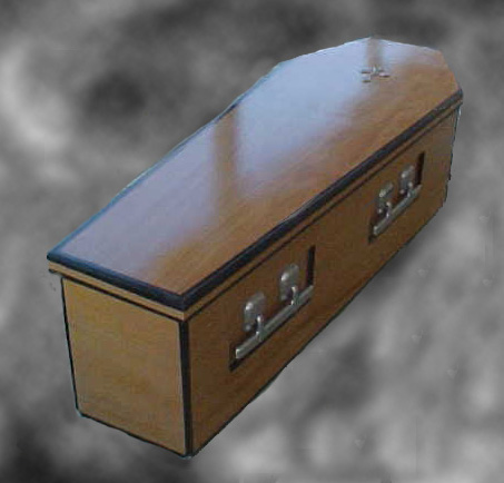 The Matty O'Malley Coffin